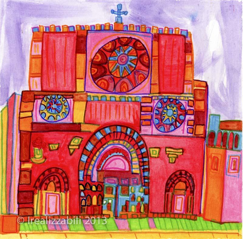 Basilica di S. M. di Collemaggio, Aquila - Marzia Perseghin