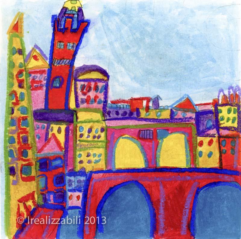Ponte Vecchio, Firenze - Damiano Elia Fioraso