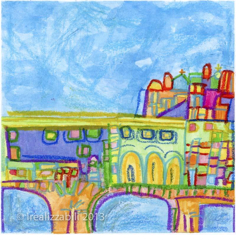 Ponte Vecchio, Firenze - Marzia Perseghin, 2014