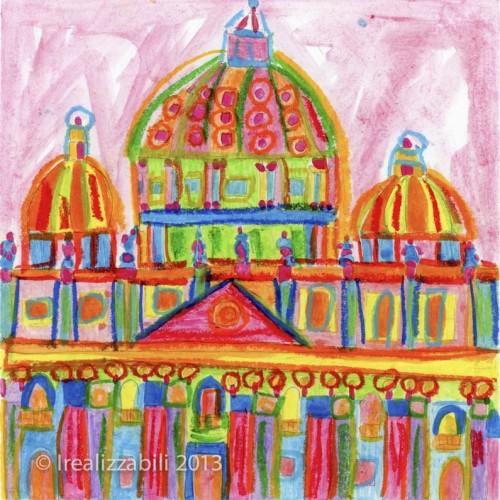 Basilica di San Pietro, Roma - Marina Visentin