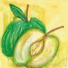 WallColor - Frutta, Mela