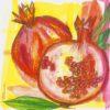WallColor - Frutta, Melograna