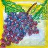 WallColor - Frutta, Uva