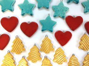 Addobbi natalizi in ceramica per il tuo Natale
