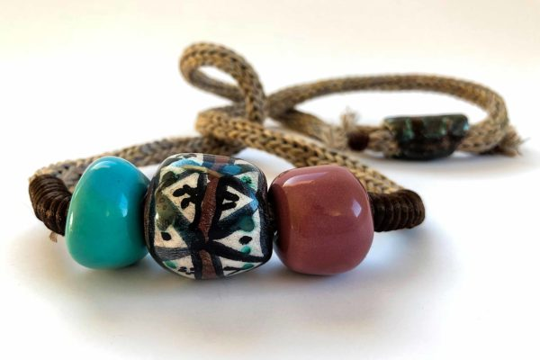 Le collane in ceramica - Le Argillerie di I Realizzabili