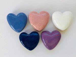Cuore Calamita colori dolci - I Realizzabili