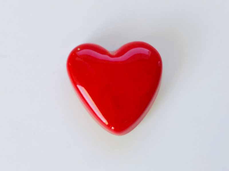 Cuore calamita rosso - I Realizzabili